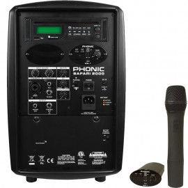 PHONIC SAFARI 2000 SYS 1